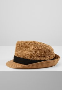 Burton Menswear London - TAN TRILBY - Hat - tan - 3