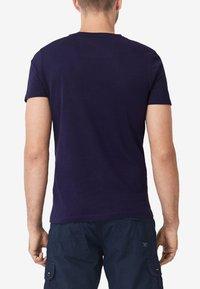 s.Oliver - Print T-shirt - purple - 4