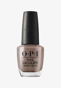 OPI - NAIL LACQUER - Nail polish - nlb 85 over the taupe - 0