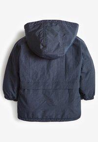 Next - Zimní kabát - dark blue - 1