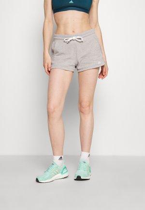 SHORT - Pantaloncini sportivi - medium grey heather