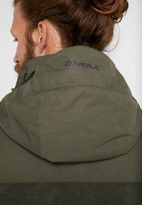 O'Neill - UTILITY JACKET - Snowboardjakke - forest night - 5