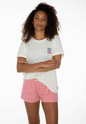 Print T-shirt - seashell