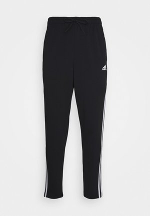 STRIPES MUST HAVES SPORTS REGULAR PANTS - Träningsbyxor - black