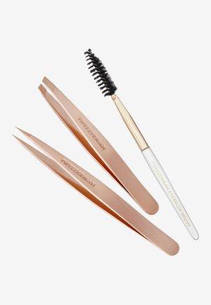 PETITE TWEEZER SET - Hair removal Accessory - rosé gold
