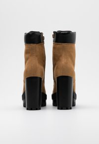 Even&Odd - High heeled ankle boots - sand - 3