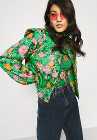 Cras - KOBY - Long sleeved top - green - 3