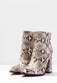 RAID - NEETA - Ankle boots - beige - 4