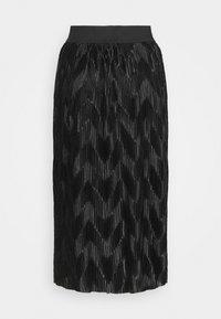 JDY - JDYMACI PLEATED SKIRT - Pleated skirt - black - 6