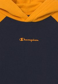 Champion - LEGACY AMERICAN CLASSICS HOODED - Hoodie - dark blue - 3
