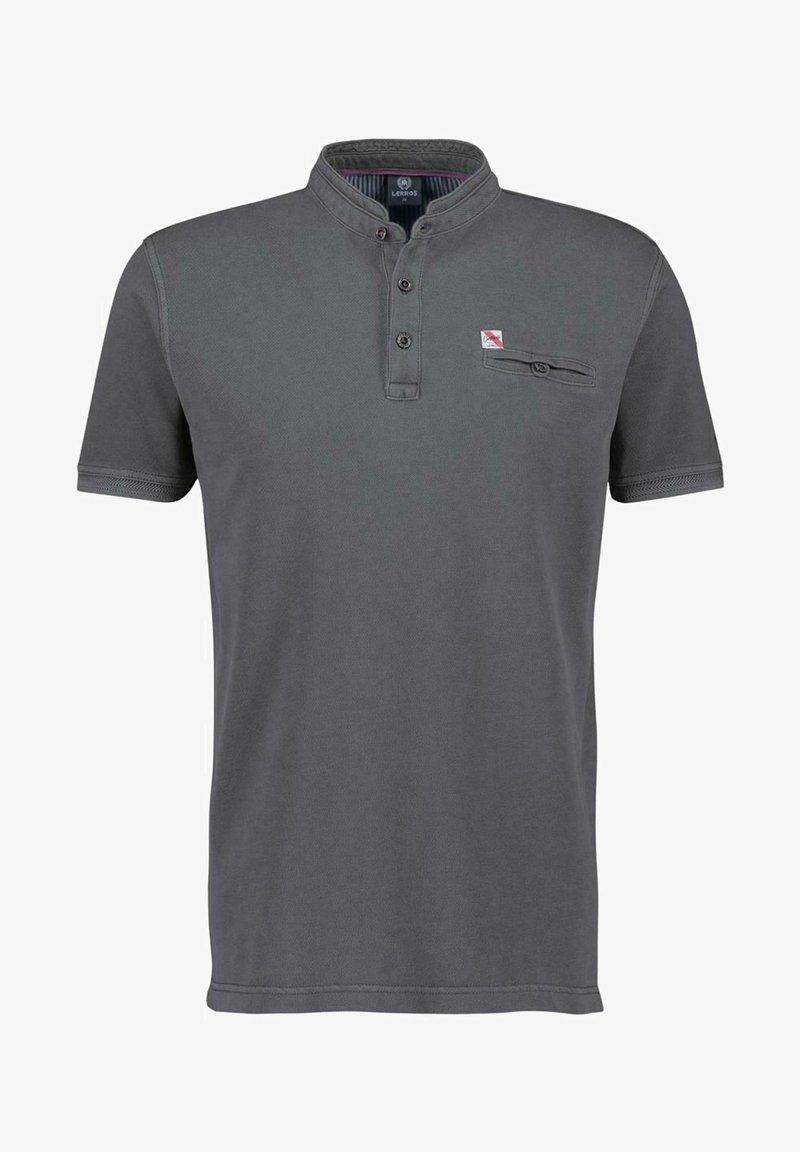 LERROS - SERAFINO - Polo shirt - grau