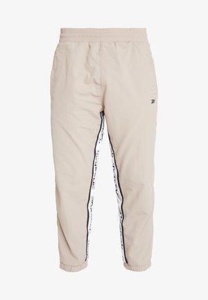 7/8 PANT - Verryttelyhousut - beige