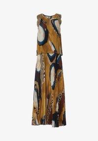 Manila Grace - Maxi dress - senape - 3