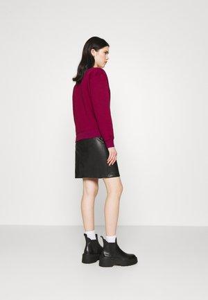 PREMIUM CORE R SW WMN L\S - Sweater - dark finch