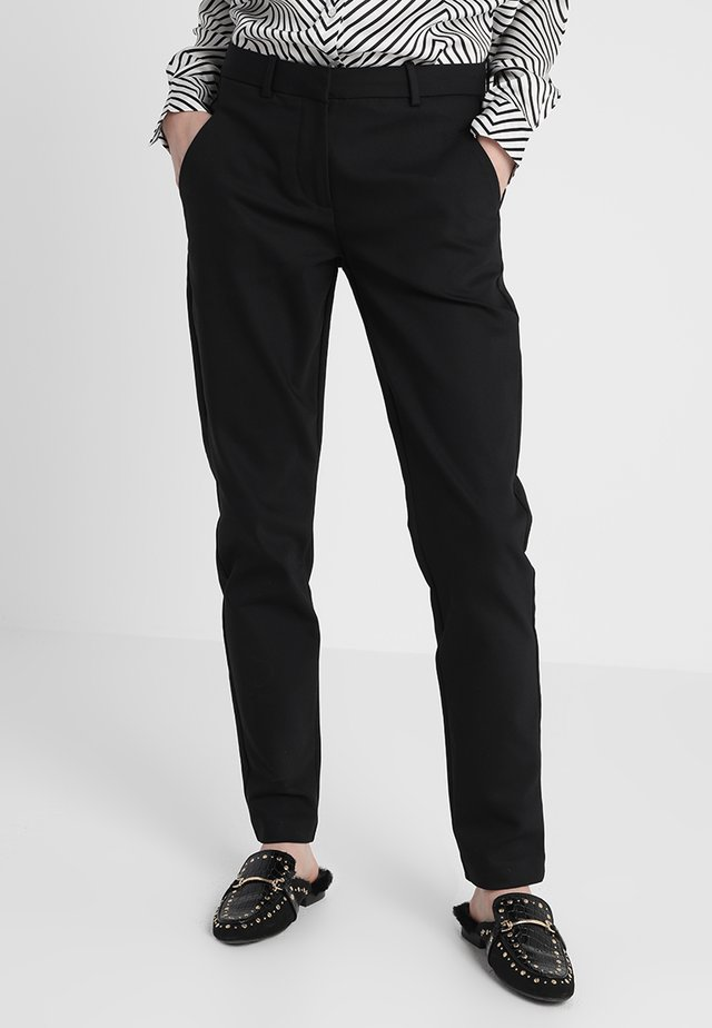 KYLIE - Trousers - black