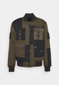 TACTICAL JACKET - Bomber Jacket - olive