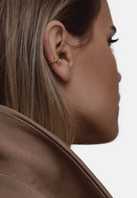 No More - CHAMPAGNE EAR CUFF - Earrings - gold - 1