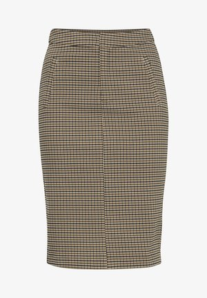 FRMATERN - Pencil skirt - cathay spice mix