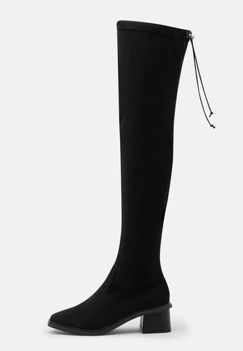 TOMORROW OVER THE KNEE BOOT