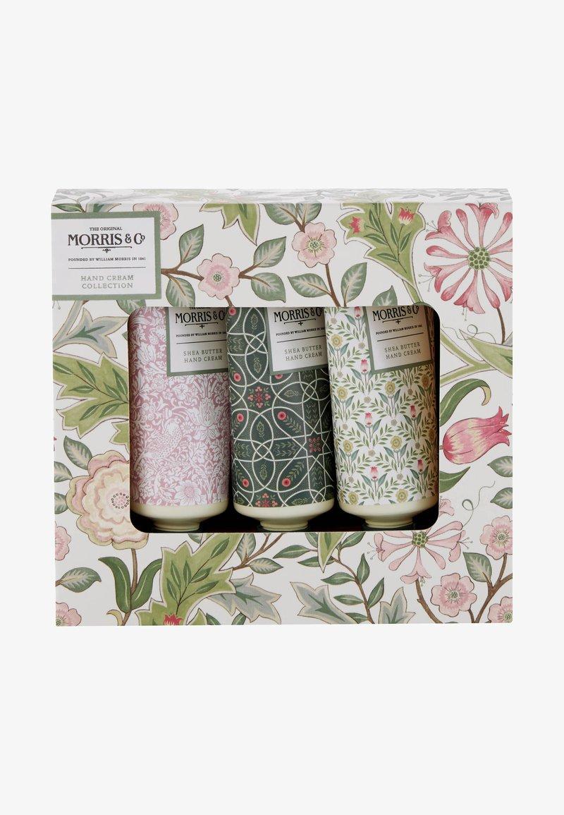 Morris & Co - JASMIN & GREEN TEA HAND CREAM COLLECTION - Kropsplejesæt - -