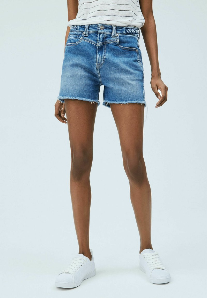 Pepe Jeans - Shorts - blue