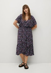 Violeta by Mango - Day dress - zwart - 1