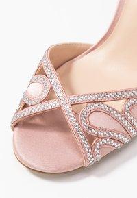 Paradox London Pink - LATOYA - Sandali con tacco - blush - 2