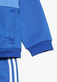 adidas Performance - Tracksuit - blue/white - 3