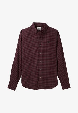 MASCOMA RIVER LS MICRO CHECK - Shirt - port royale yd
