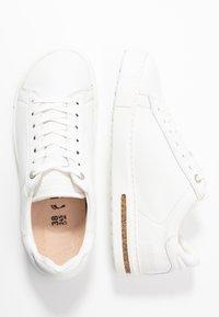 Birkenstock - BEND - Trainers - white - 3