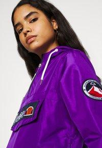 Ellesse - MONTEZ - Windbreakers - dark purple - 3