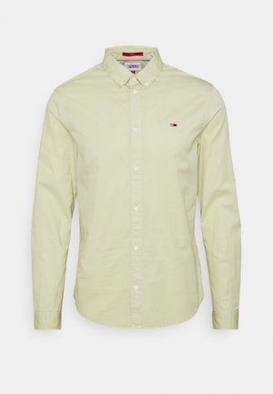 LIGHTWEIGHT TWILL SHIRT - Košile - green