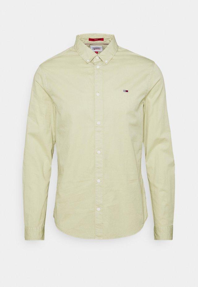 LIGHTWEIGHT TWILL SHIRT - Skjorter - green
