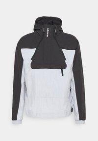 adidas Originals - MISHMASH - Summer jacket - black/halo silver - 0