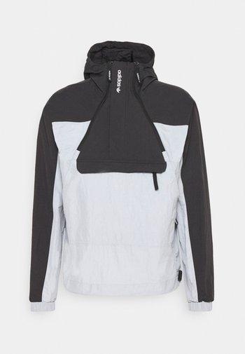 MISHMASH - Lehká bunda - black/halo silver