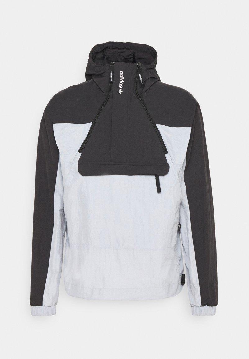 adidas Originals - MISHMASH - Summer jacket - black/halo silver