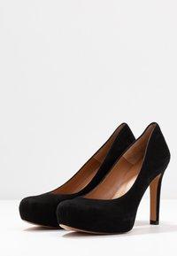 Pura Lopez - Zapatos altos - black - 4