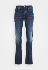Tommy Jeans - SCANTON SLIM - Džíny Slim Fit - blue denim - 4