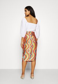 Never Fully Dressed - MULTI USE RAINBOW JASPRE SKIRT - Pencil skirt - multi - 2