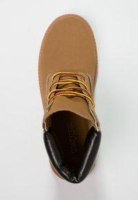 Kappa - KOMBO MID - Zapatillas de senderismo - beige/brown - 1
