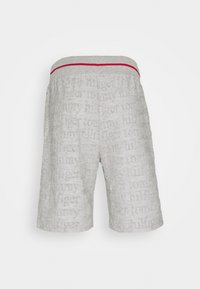 Tommy Hilfiger - SHORT LOGO - Bas de pyjama - grey - 6
