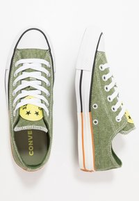 Converse - CHUCK TAYLOR ALL STAR - Trainers - cypress green/zinc yellow - 1