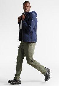 Jack Wolfskin - Soft shell jacket - night blue - 1