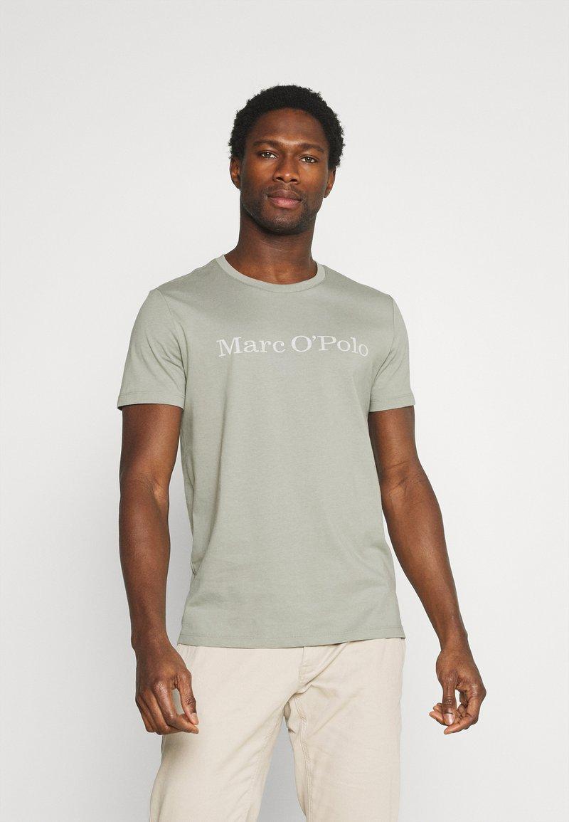 Marc O'Polo - SHORT SLEEVE - T-Shirt print - grey