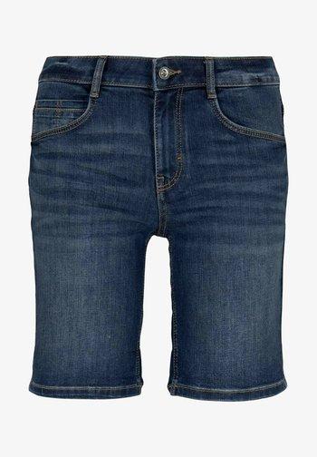 Szorty jeansowe - dark stone wash denim