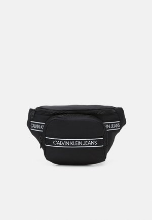 INSTITUTIONAL LOGO WAISTPACK - Heuptas - black