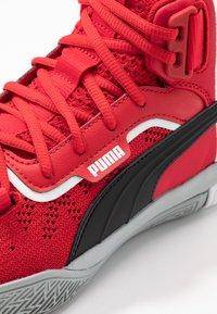 Puma - LEGACY MADNESS - Basketbalschoenen - red/black - 5