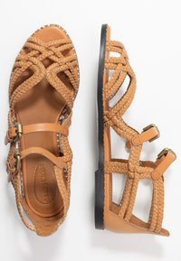 See by Chloé - Sandals - cognac - 3