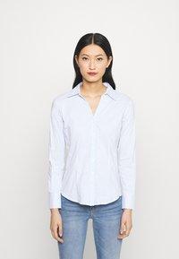More & More - BLOUSE  - Button-down blouse - white - 0