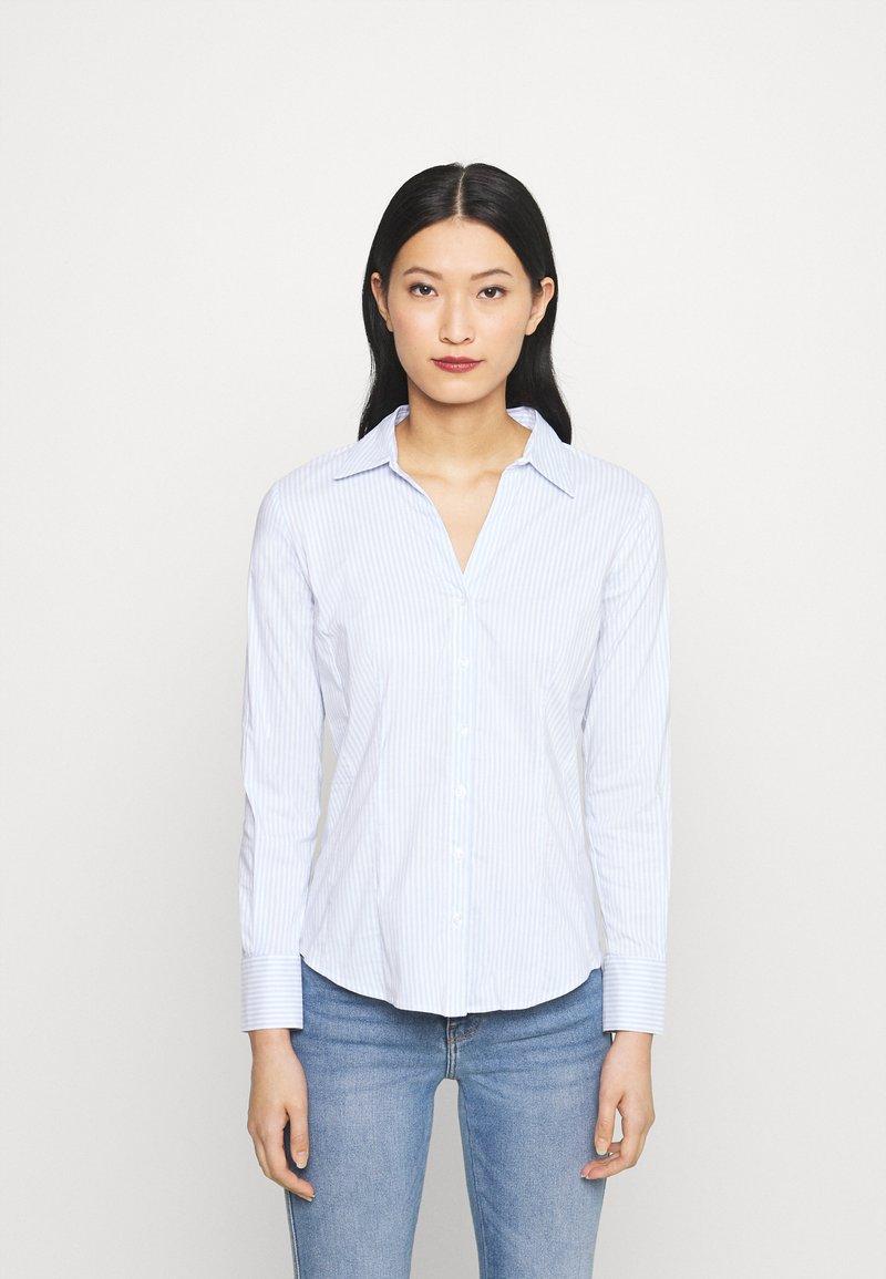 More & More - BLOUSE  - Button-down blouse - white